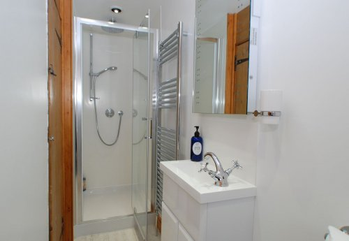The Shower Room at Lighthouse View
